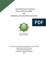 Laporan Halal Bihalal 1 Agustus 2015