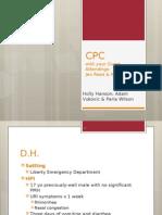 cpc powerpoint