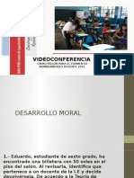 Practica Desarrollo Moral AUGE PERÚ