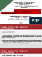 Patologia - Anafilaxia