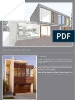Concept Outline House in a Box - Cayman Islands DSR Asset Management
