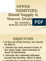 Upper Extremities Blood Supply