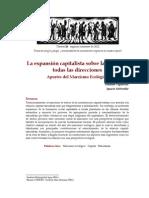 Sabbatella Tagliavini 2012 Marxismo Ecológico