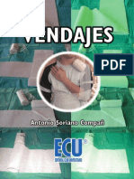 Vendajes - Antonio Soriano