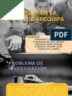 La Pobreza en La Region de Arequipa