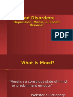 Mood Disorders Depression Mania4923