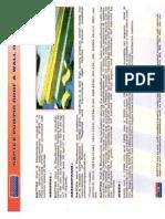 Saptex Polyisocyanurate Insulation Board (PIR)