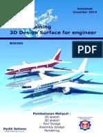 Autodesk Inventor Pesawat