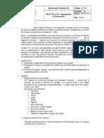 Práctica de Laboratorio Nro 1 (Seguridad en El Laboratorio)