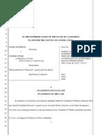 Peterson.writ Petition (p's & a's).Ada Ballot Designation Challenge
