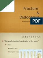 Dr.dimas - Fraktur Dan Dislokasi