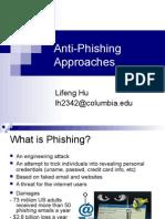 Lifeng Hu Anti Phishing