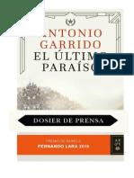 Dossier Prensa El Ultimo Paraiso