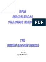 1_The Sewing Needle Training