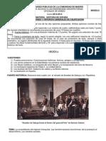 Hª ESPAÑA Modelo y Orientaciones 2012-13