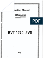 Manual Bvt