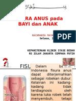 4.) Fisura Anus