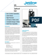 Jst Optical Seam Tracker Brochure