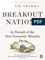 Breakout Nations in Pursuit of the Next Economic Miracles Ruchir Sharma