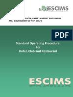 Delhi+Excise+-+SOP+for+Hotel+Club+Restaurant+(HCR)