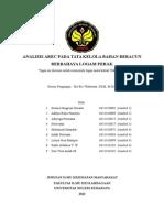 Analisis Arec Perak