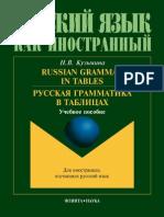 Kuzmina N. Russian Grammar in Tables