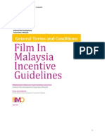 FIMI General Terms and Conditions