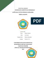 Proposal Skripsi Sistem Pendukung Keputu