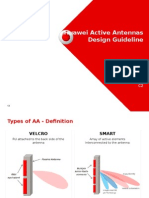 Huawei Active Antennas Design Guideline v05 VF-ES