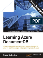 Learning Azure DocumentDB - Sample Chapter