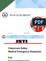 7 Manual Handling