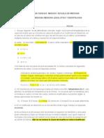 III Examen Tanatologia,Asfixias y Responsabilidad Con Claves Upao Noviembre