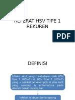 hsv-1 rekuren referat revisi.ppt