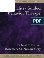 Theodore DRT Millon Personality-Guided Therapy for Depression Personality-Guided Psychology 2006