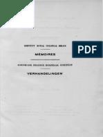 Les grandes lignes du régime des terres du Congo Belge et du Ruanda-Urundi