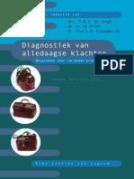 Diagnostiek van alledaagse klacht