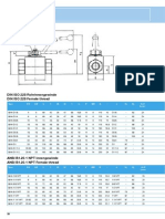 Ball valves, dimensions and specifications