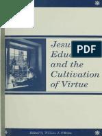 Jesuit Education Cultivation Virtue 1