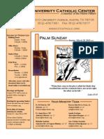 2010.03.28 - Palm Sunday