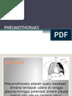 Pneumothorax 1