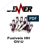 Catálogo Fusíveis Hh Gv-u Senner