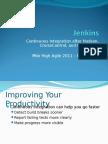 Jenkins presentation