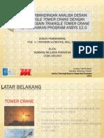 Materi Tower Crane