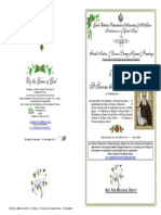 2015-5 Dec - St Savvas the Sanctified