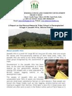 panangkatteri village tribal school  1