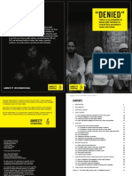 Amnesty Kashmir Report