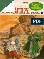Biblia ilustrada - Adan a Abraham