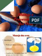 Processamento de Ovos