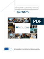 IDentifEYE projekto praktinių užsiemimų vadovas