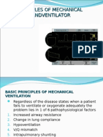 Basic Principles of Mechanical Ventilation Andventilator Graphics